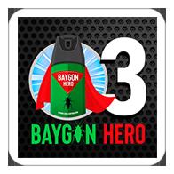 Baygon Hero 3