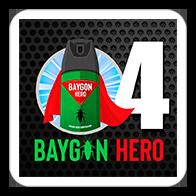 Baygon Hero 4