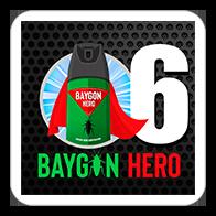 Baygon Hero 6
