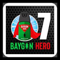 Baygon Hero 7